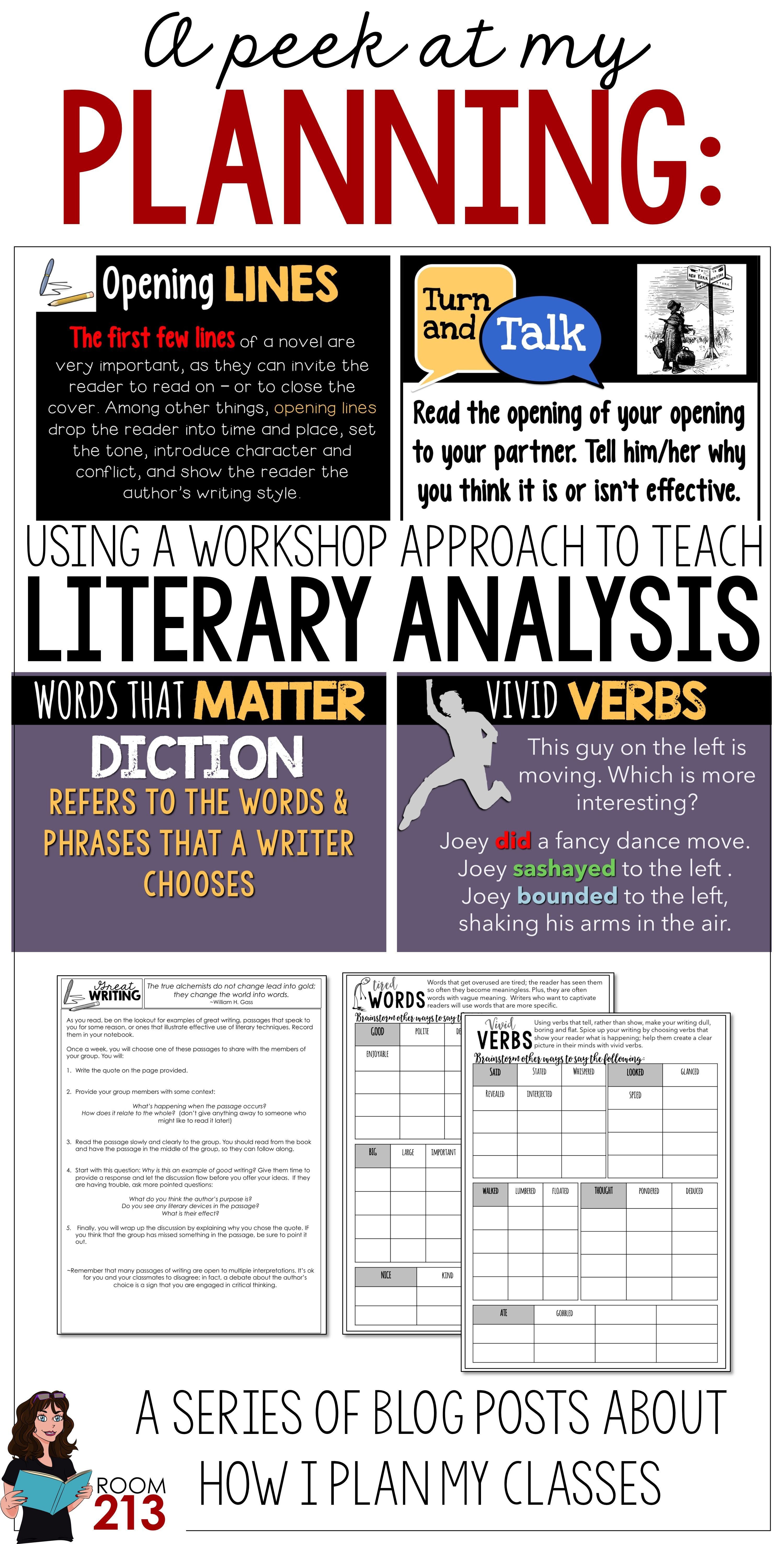 Take a peek at my planning as I get ready to launch a workshop ...