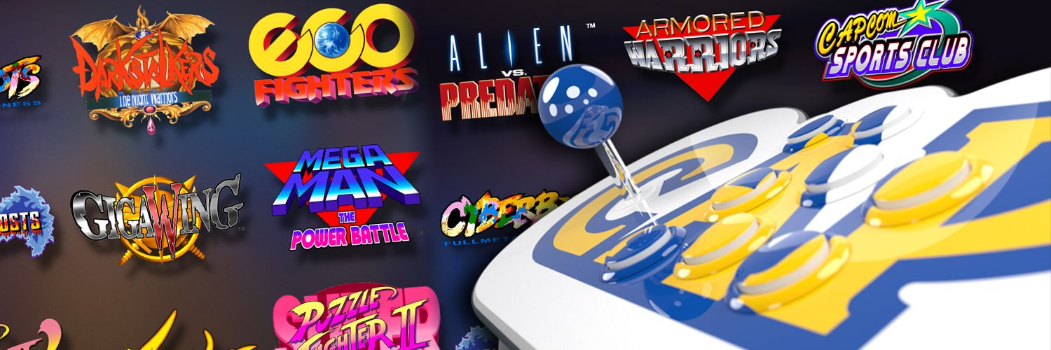 "Capcom Is Releasing Its Very Own Retro Home Arcade ""Console"" This October #geekculture"