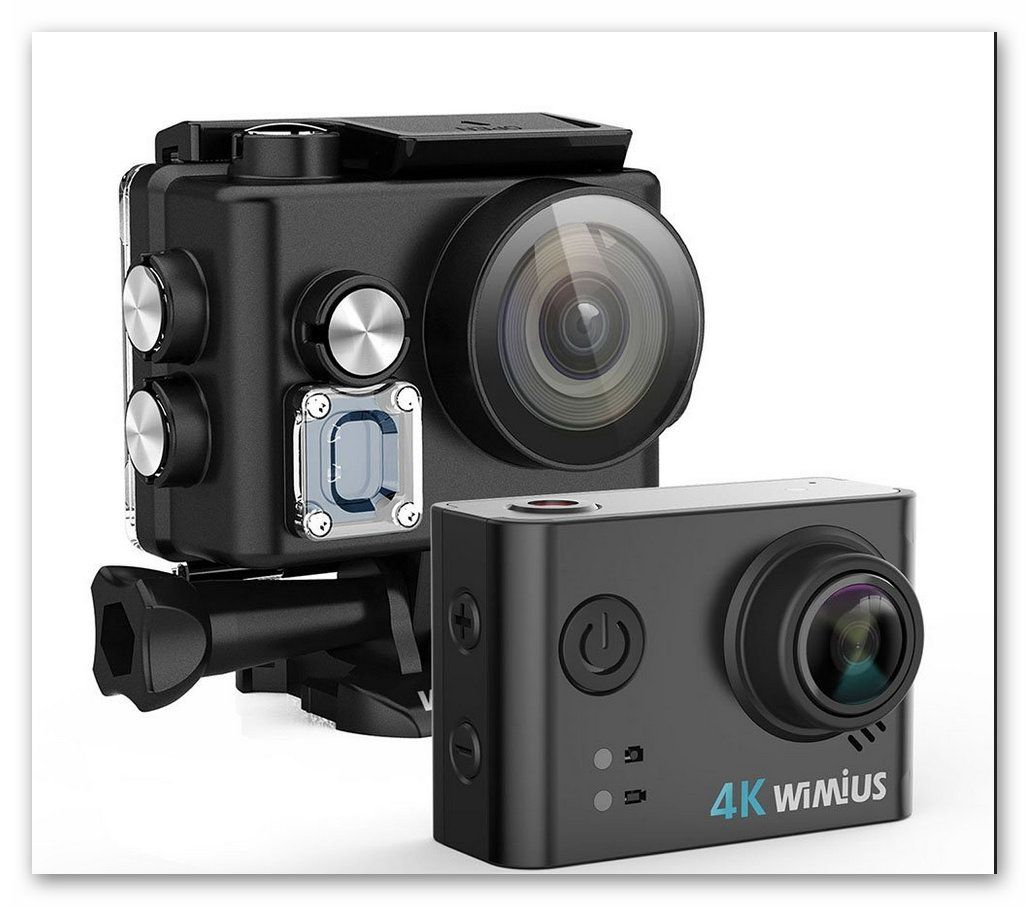 Win a Wimius L2 Action camera giveaway (Worldwide) Ends
