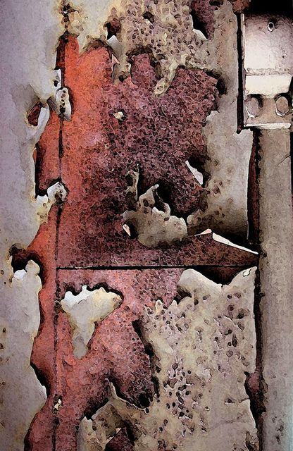 Rust Never Sleeps by earthspiritart, via Flickr