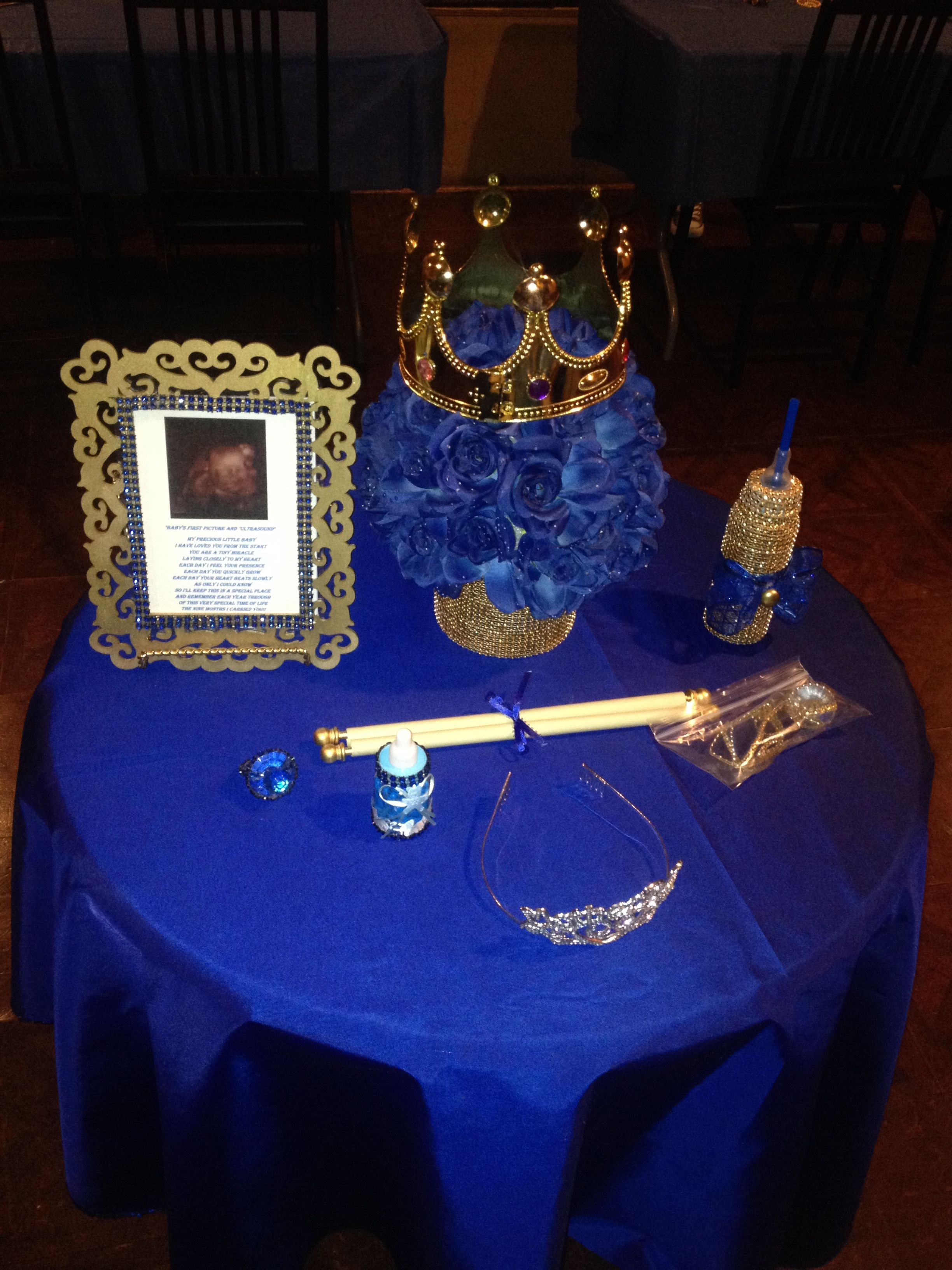 Creative Creations by Adrienne Royal Guest of Honor\'s Table | Prince ...