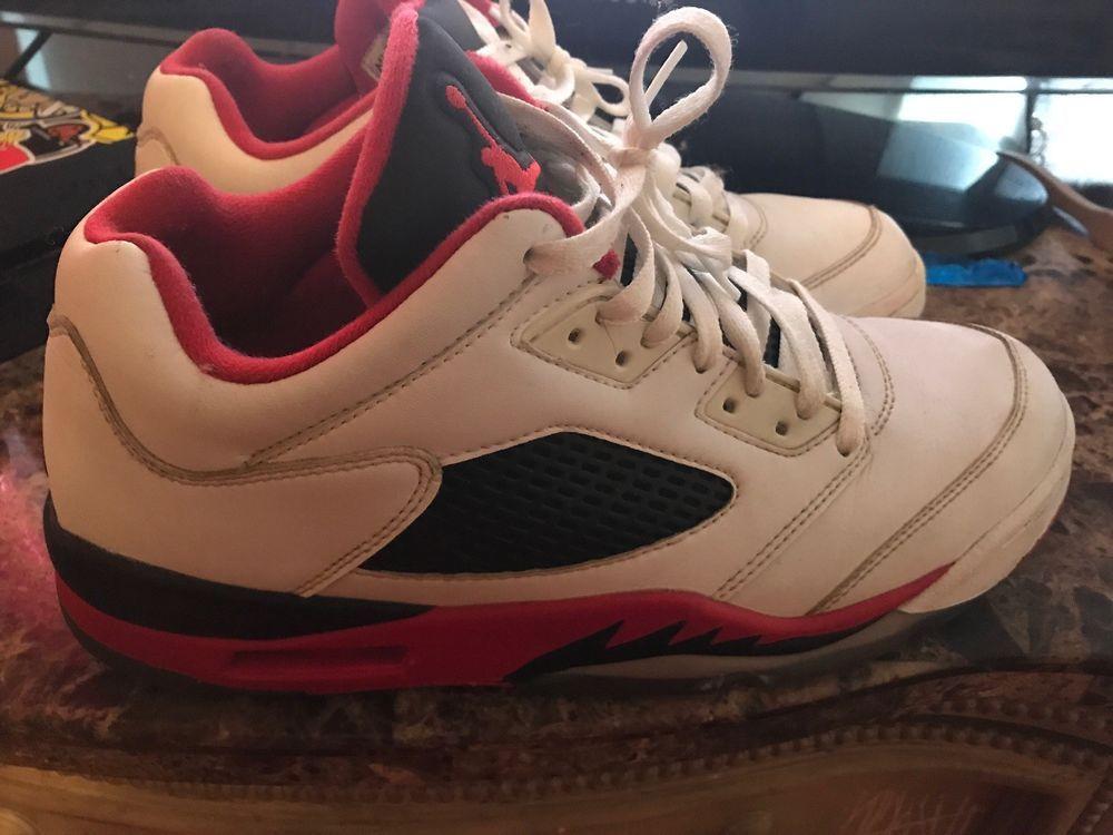 49f534f51a100e Nike Air Jordan Retro V Low Sz 9.5 No Insoles  fashion  clothing  shoes   accessories  mensshoes  athleticshoes (ebay link)