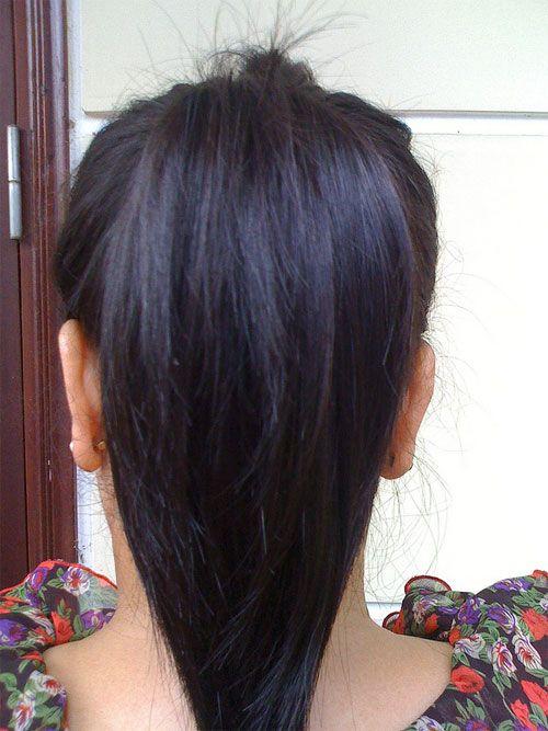 V Shaped Haircut Short Hair : shaped, haircut, short, Exciting, Party, Hairstyles, CreativeFan, Shaped, Haircut,, Styles,, Shape