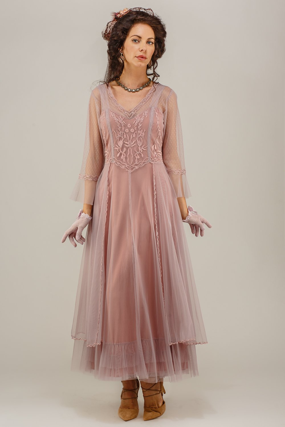 Vivian cl mauve gown in evening gown pinterest mauve