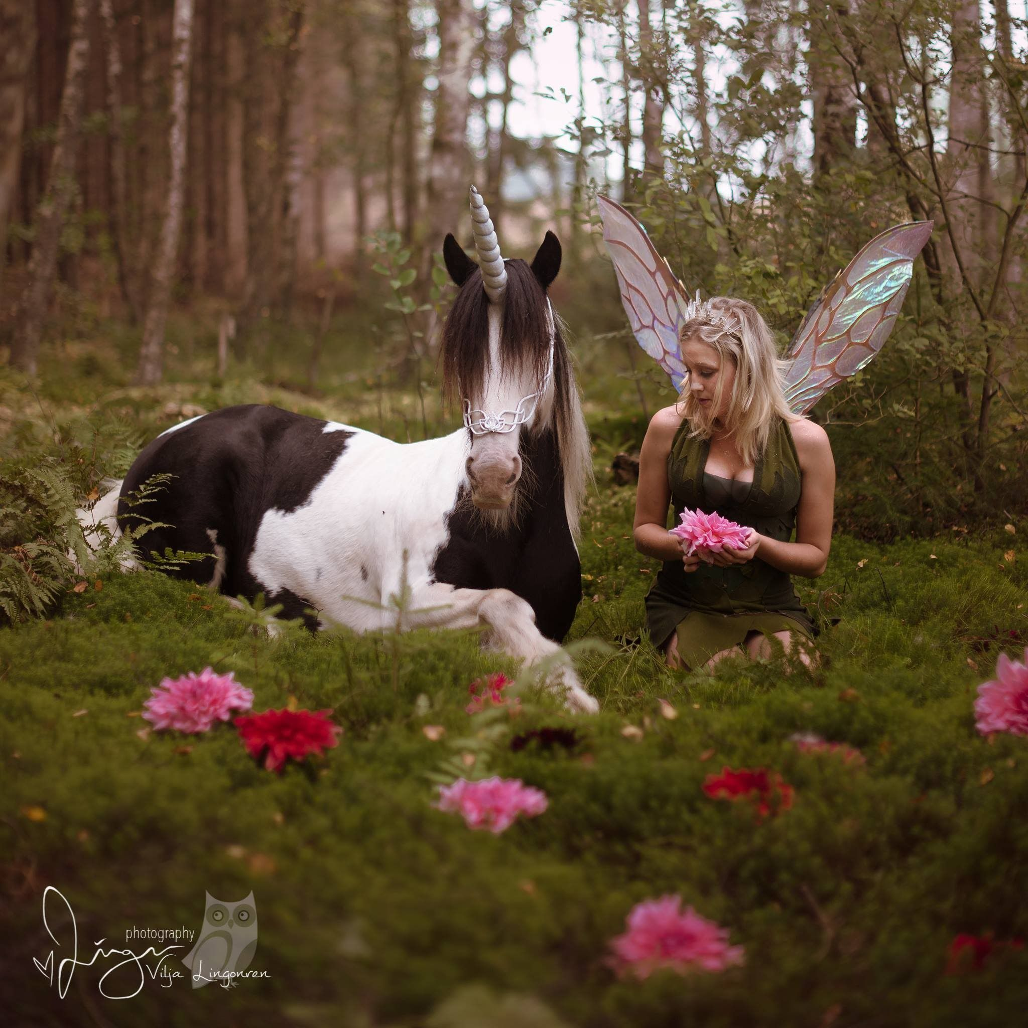 How To Craft A Unicorn Horn For Your Horse Crafty Pinterest