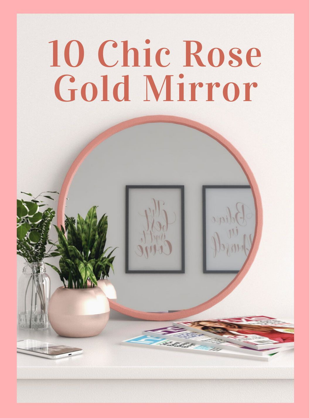 Room Design Com: Pin On Rose Gold Bedroom Accessories