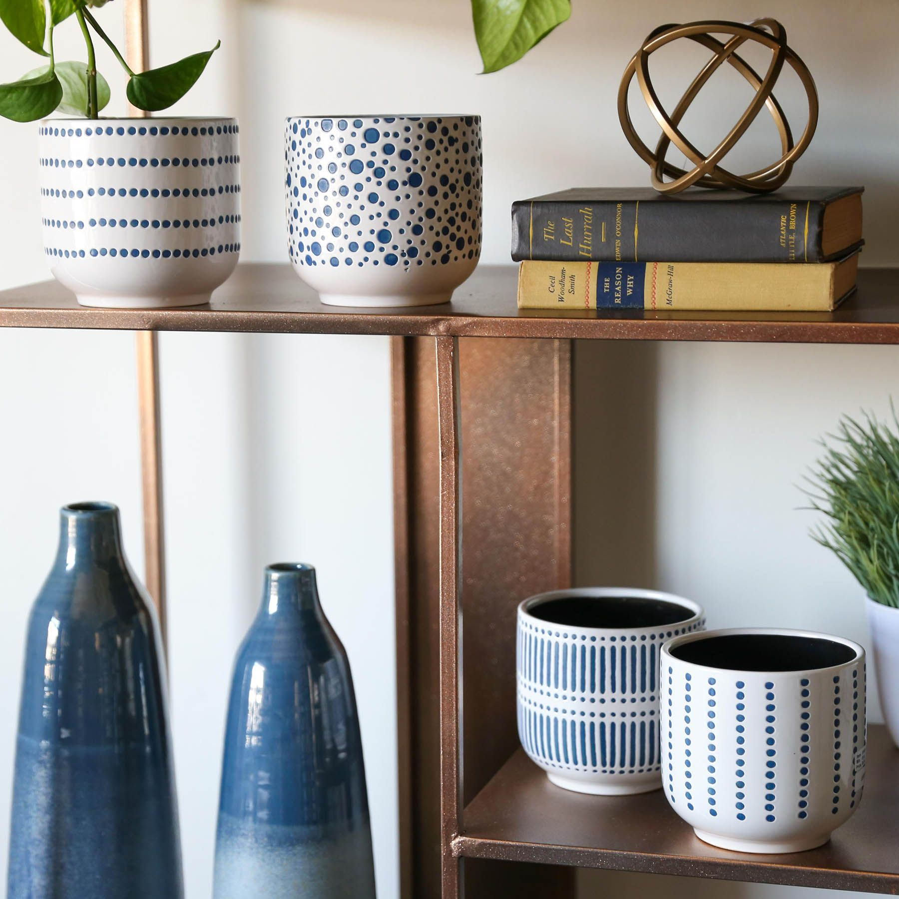 Home Staging Trends: If You're Not Ready To Take On Big Bold Patterns, Start