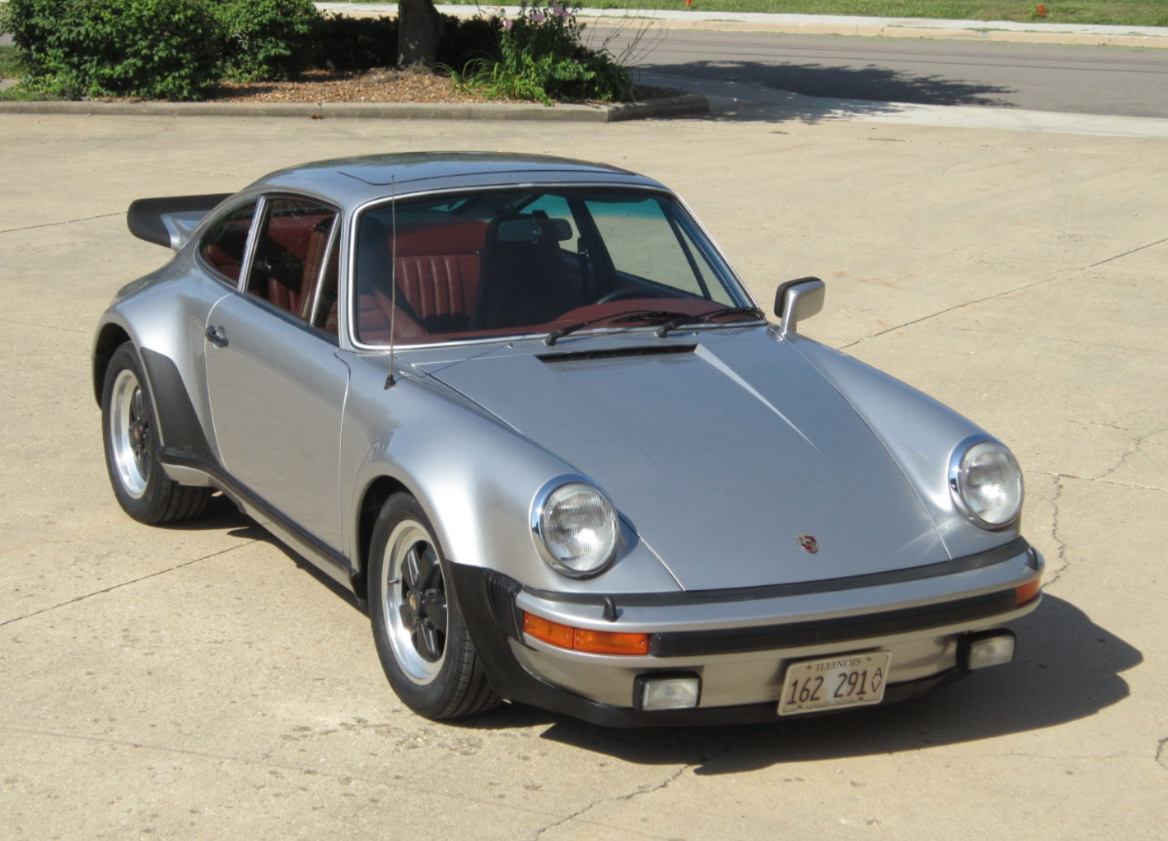 39 Years-Owned 1976 Porsche 930 Turbo Carrera