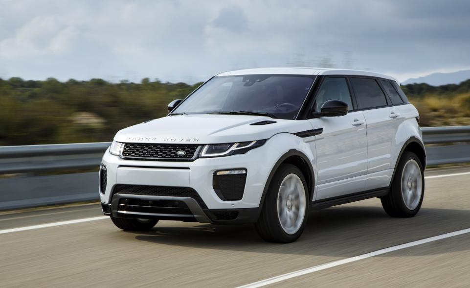 2017 Range Rover Evoque Hse Dynamic Powertrain And Engine Range Rover Evoque Range Rover 2017 Land Rover