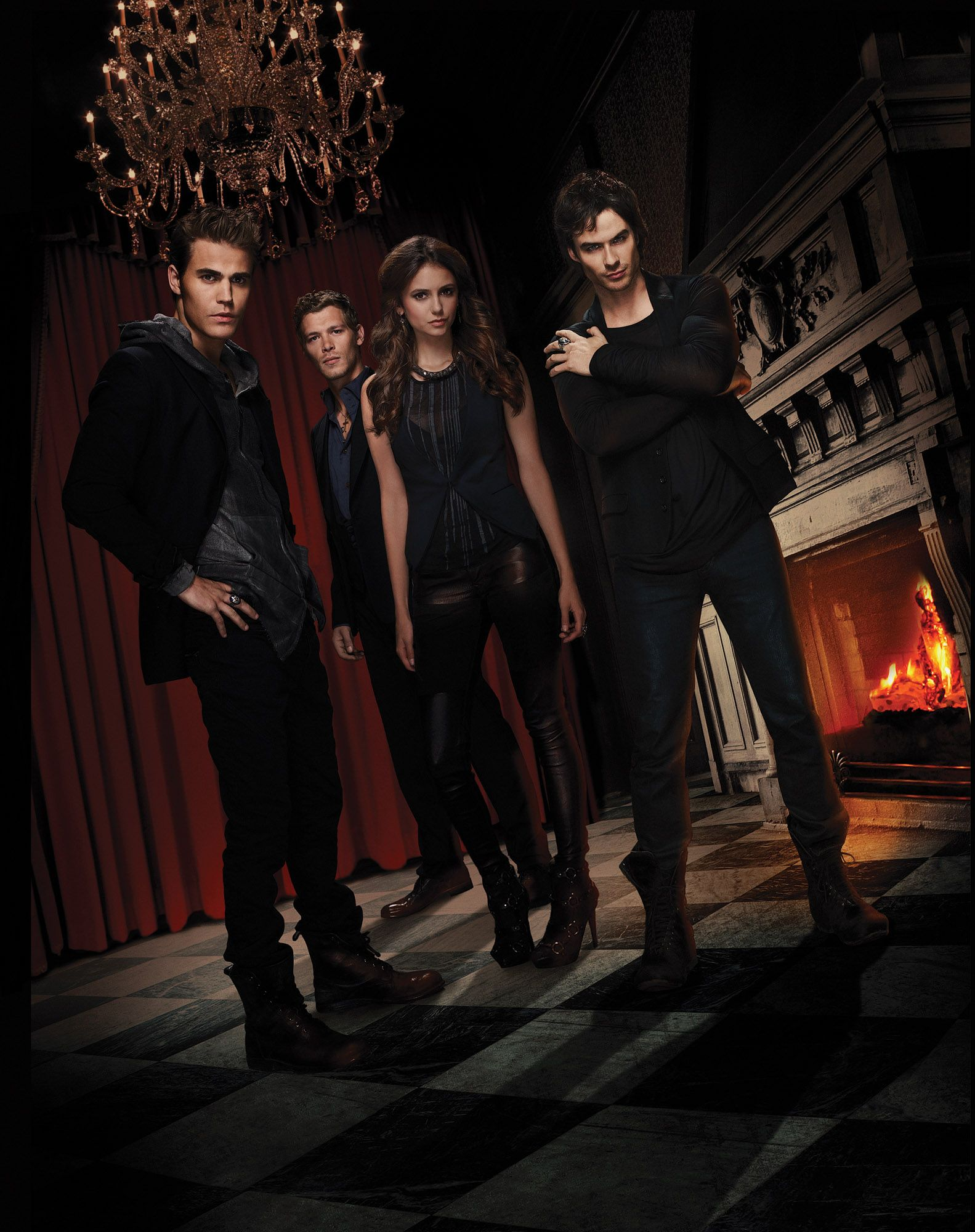 The Vampire Diaries Vampire Diaries Poster Vampire Diaries
