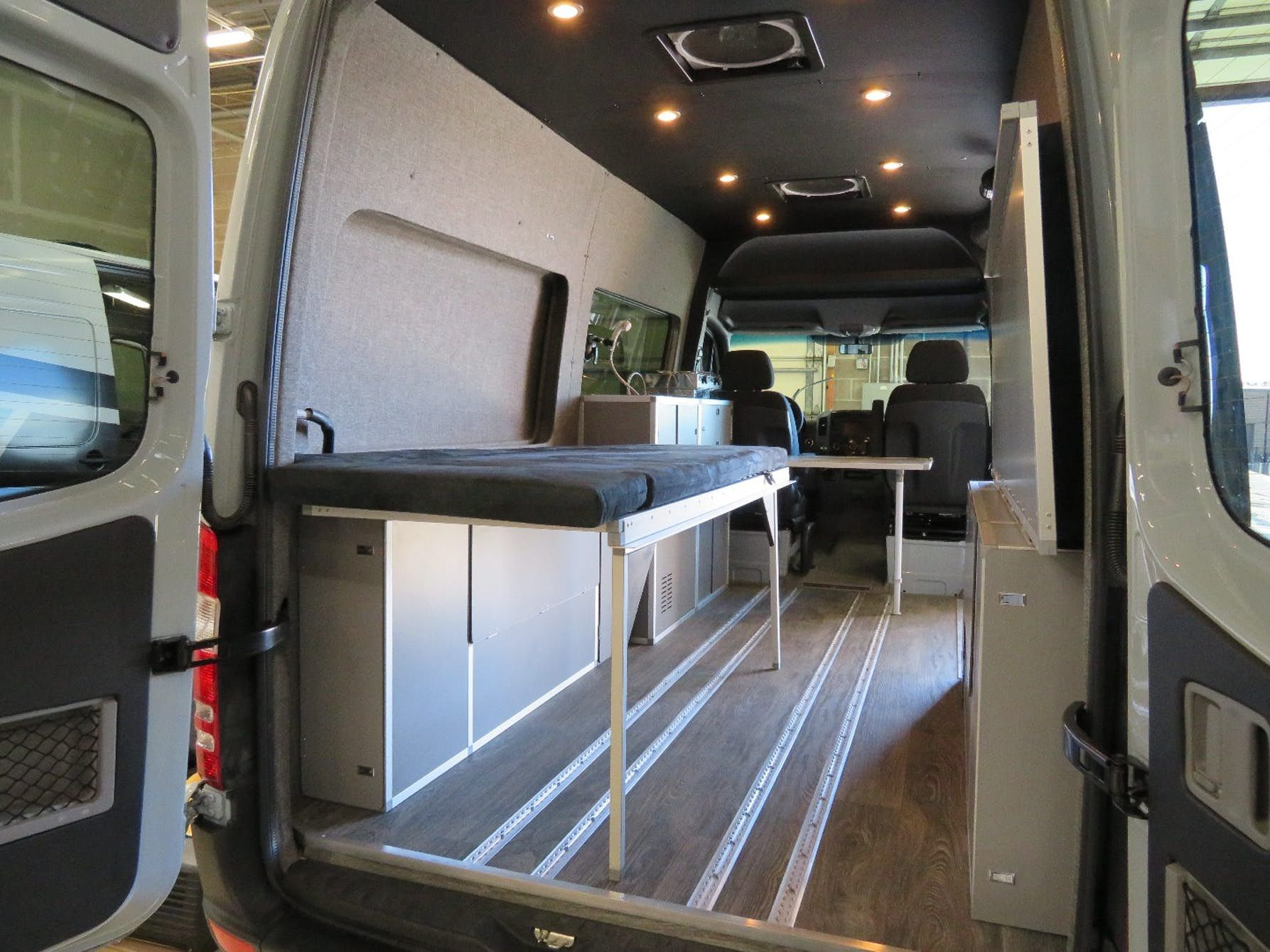 Gorgeous Wander Lust Pinterest Sprinter Van Sprinter Van Conversion And Small Rv