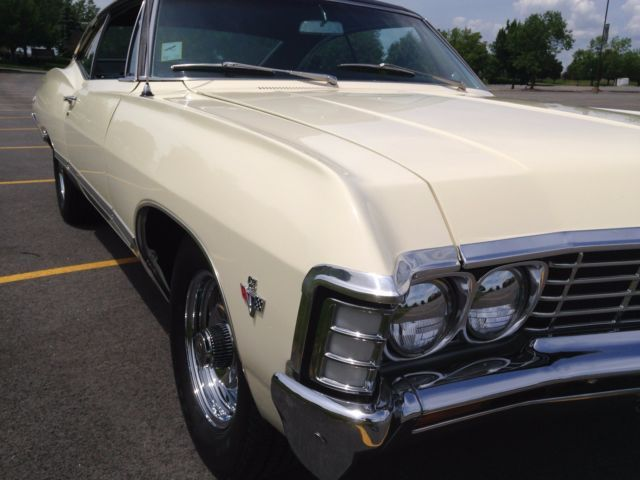 1967 Chevy Impala 427 Big Block For Sale Photos Technical