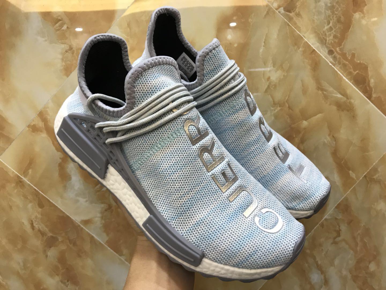 reputable site 7b11f ba25a Human race light blue WhatsApp:+18159165938 | Adidas ...