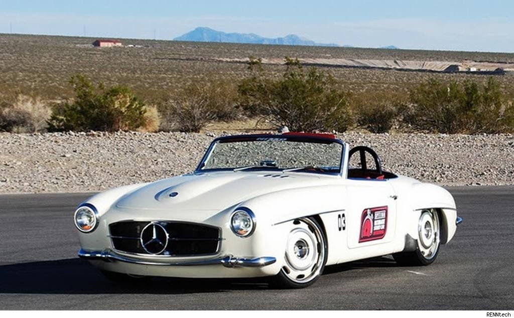 1960 Mercedes Benz 190 Sl With Images Bmw Classic Cars