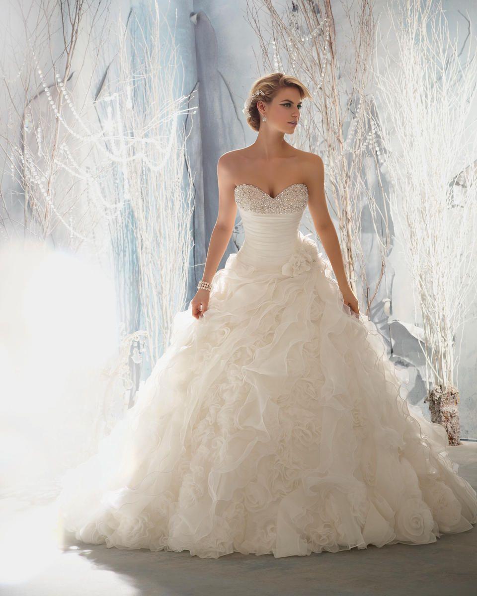 Mori Lee Bridal Dress 1965 | Terry Costa Dallas | Things I love ...