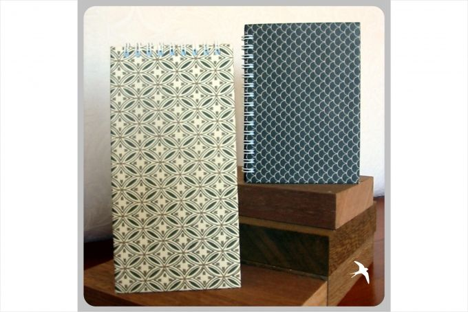 Handmade Notebook Set 2 by Smic Design Lab on hellopretty.co.za