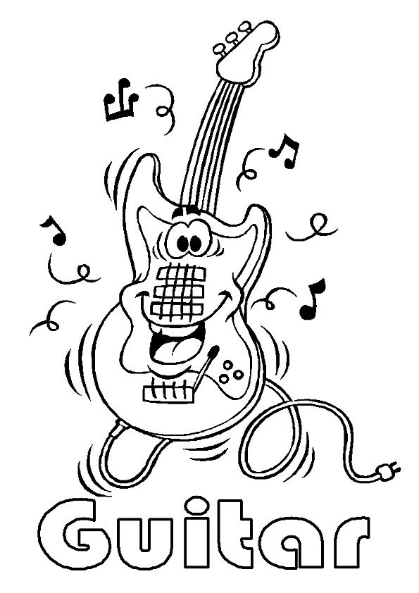 10 Interesting Music Notes Coloring Pages For Your Lover Little Kids