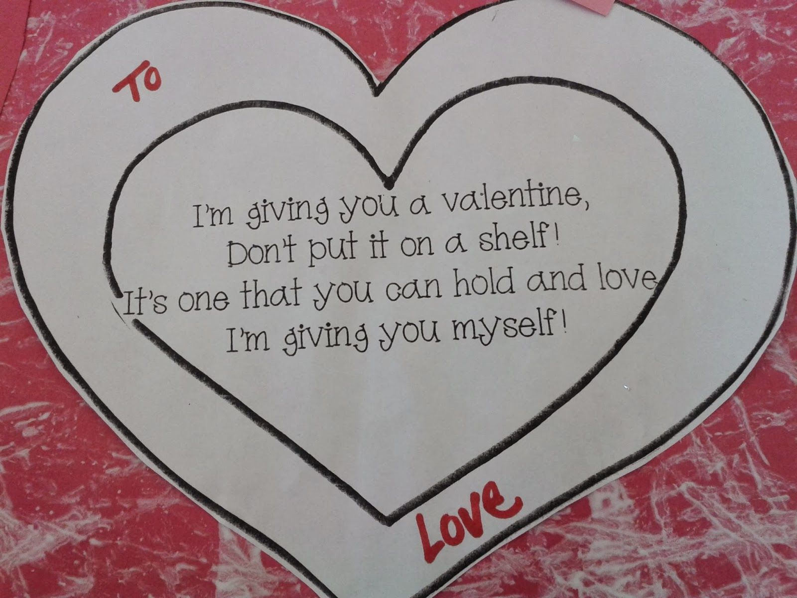 Show The Love Valentines Day Cards For Parents -5922