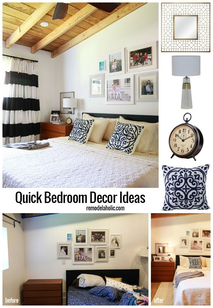 Best Quick Bedroom Decor Ideas For An Easy Bedroom Makeover 640 x 480