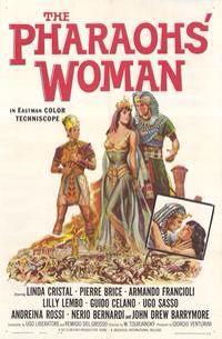 The pharaons woman.