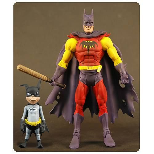 Batman Unlimited Planet X Batman With Batmite Figures Batman
