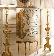 I complementi di arredo classici e di lusso di andrea for Aziende design arredamento