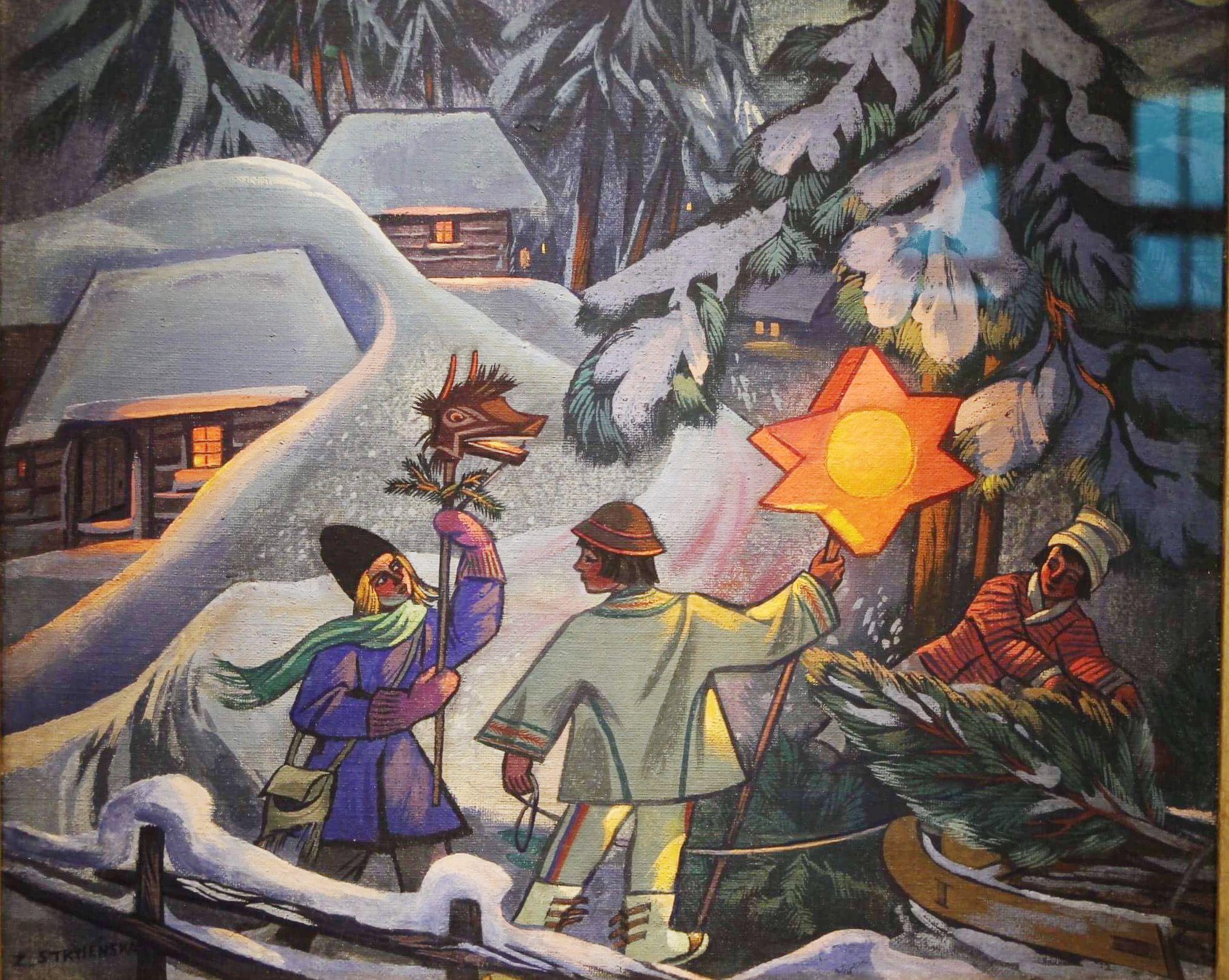 Zofia Stryjenska Ksiezniczka Malarstwa Polskiego Steemit Painting Art Folk