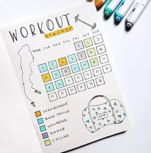10+ Bullet Journal Ideas To Jump Start Your Journal