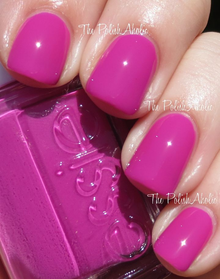 Essie Neon 2014 Too Taboo Collection Swatches | Nails | Pinterest ...