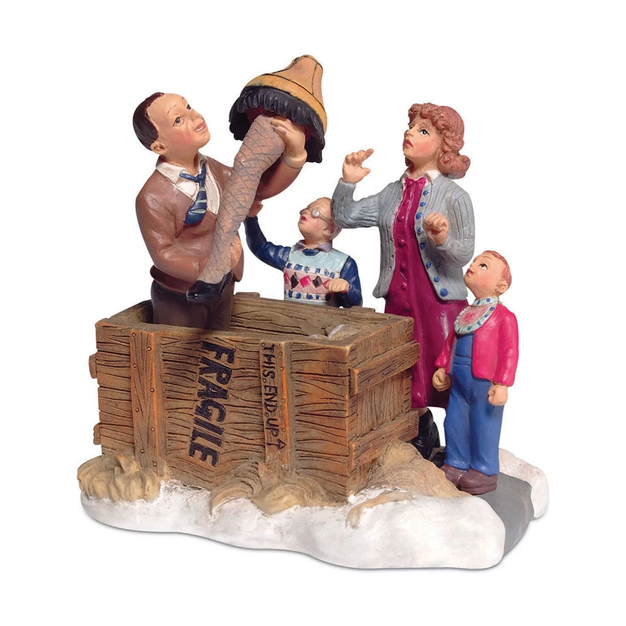 A Christmas Story Village Department 56 Official Site