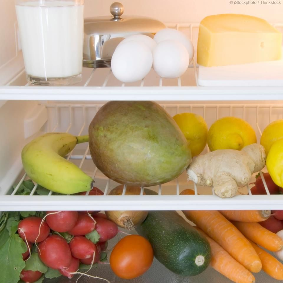 Make Sure Your Fridge Is Kept Cold Enough Below 40 Degrees Fahrenheit Or 4 Degrees Celsius To Ensure Proper Food Storage Food Nutrition Recipes Fresh Food