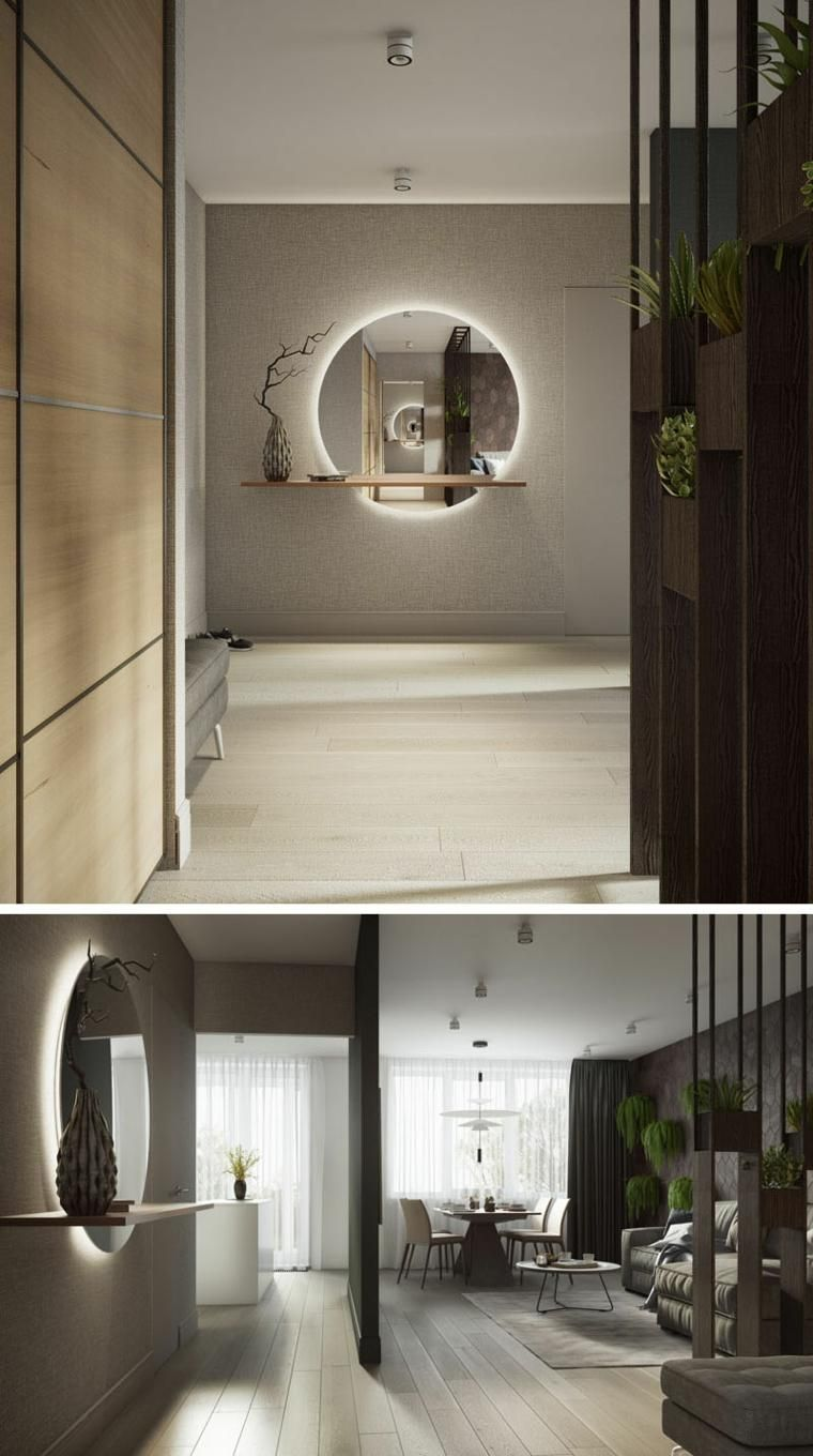 Modernes Apartment in Moskau, von Buro 108 | Haus and Interiors
