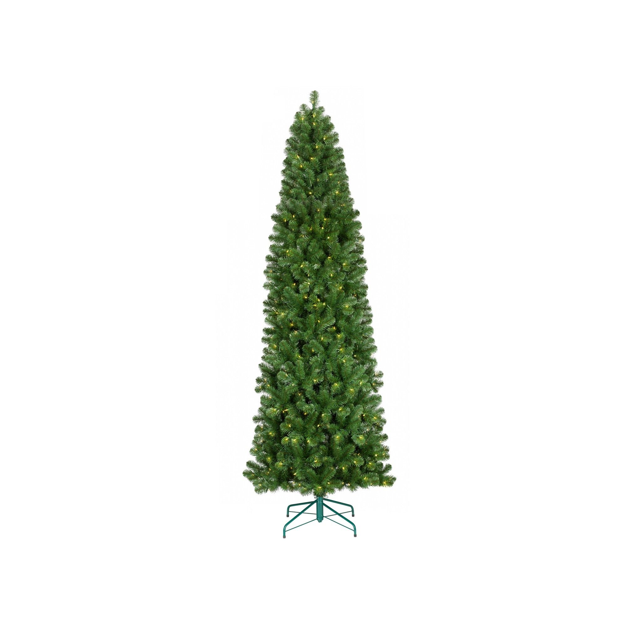 9ft prelit slim artificial christmas tree alberta spruce clear lights wondershop green - Target Christmas Tree Lights