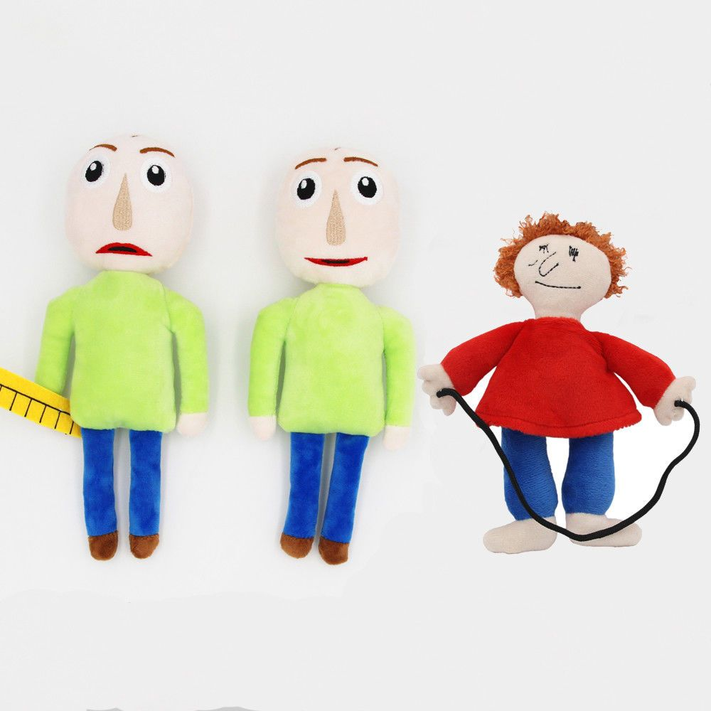 15 99 Horrible Game Baldi S Basics Plush Figure Toy Playtime