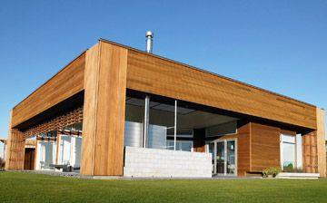 Rusticated Weatherboards Cedar Cladding Rusticated Cedar Western Red Cedar Cladding Cedar