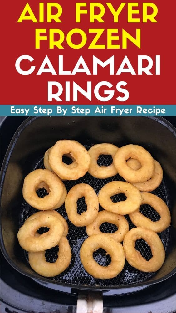 Air Fryer Frozen Calamari Rings Recipe This Recipe in