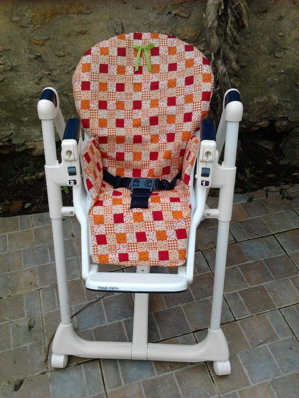 Patron grandeur nature tuto housse chaise haute dehoussable patrons par lovelypoppy - Housse de chaise haute bebe ...