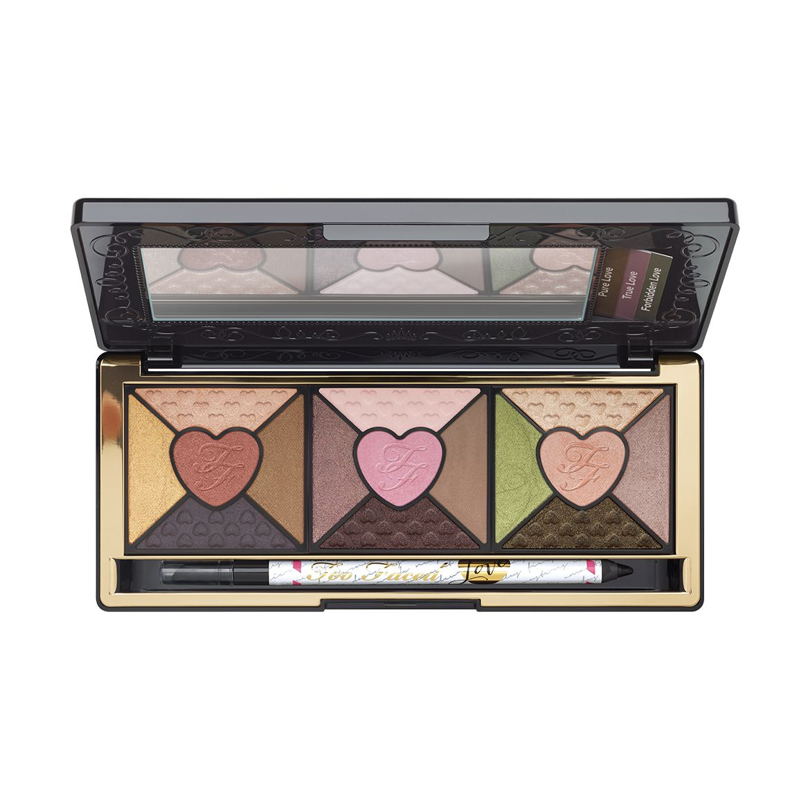 Love Palette Eye Shadow Collection - Too Faced