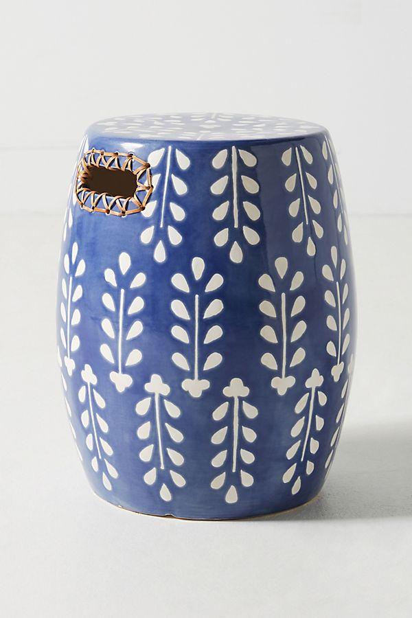 Griffin Ceramic Stool Ceramic Stool Ceramics Stool