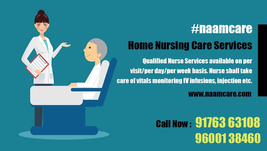 Home Care Nursing Services Nursing Care for Seniors
