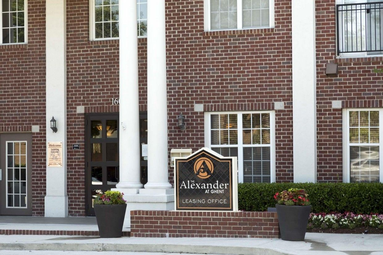 Alexander At Ghent Apartment Homes Apartments Norfolk Va Ghent Apartments For Rent Ghent Norfolk