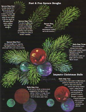 The Decorative Painting Store: Merry Christmas Chronicles... Big Green Book, Christmas/Winter Books