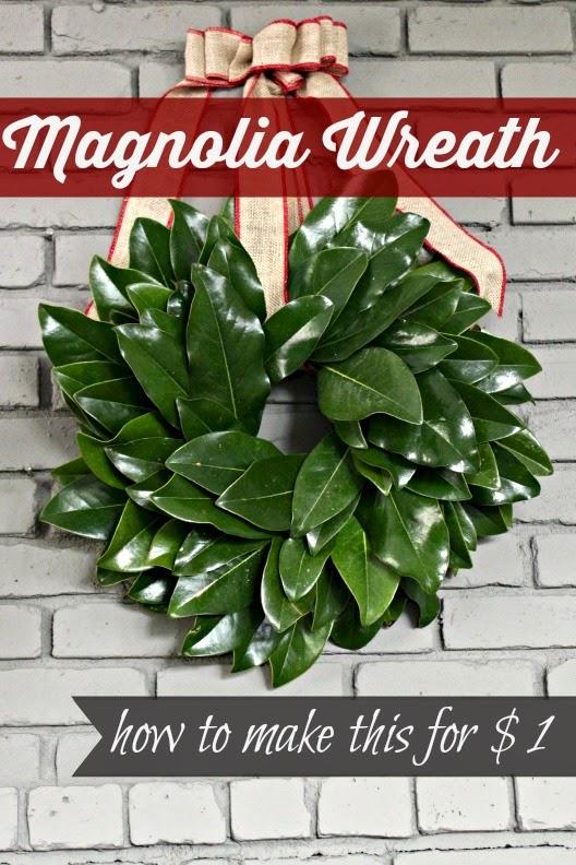 Photo of DIY Magnolia Wreath- Magnolia Leaf Wreath Tutorial