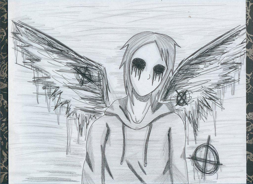 Creepypasta Fallen By Darkgothicrussia555 On Deviantart Creepypasta Eyeless Jack Drawings