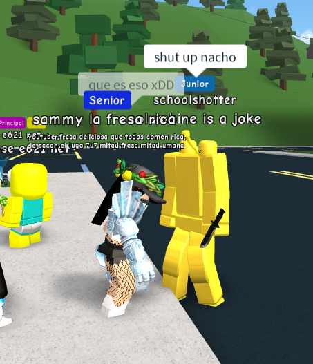 Pin By Flipflip On My Sarcastic Sense Of Humor Roblox Memes Funny Memes Roblox Funny