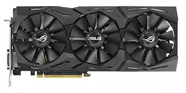 Asus Announce Three New Gtx 1070 Ti Graphics Cards Graphic Card Asus Nvidia