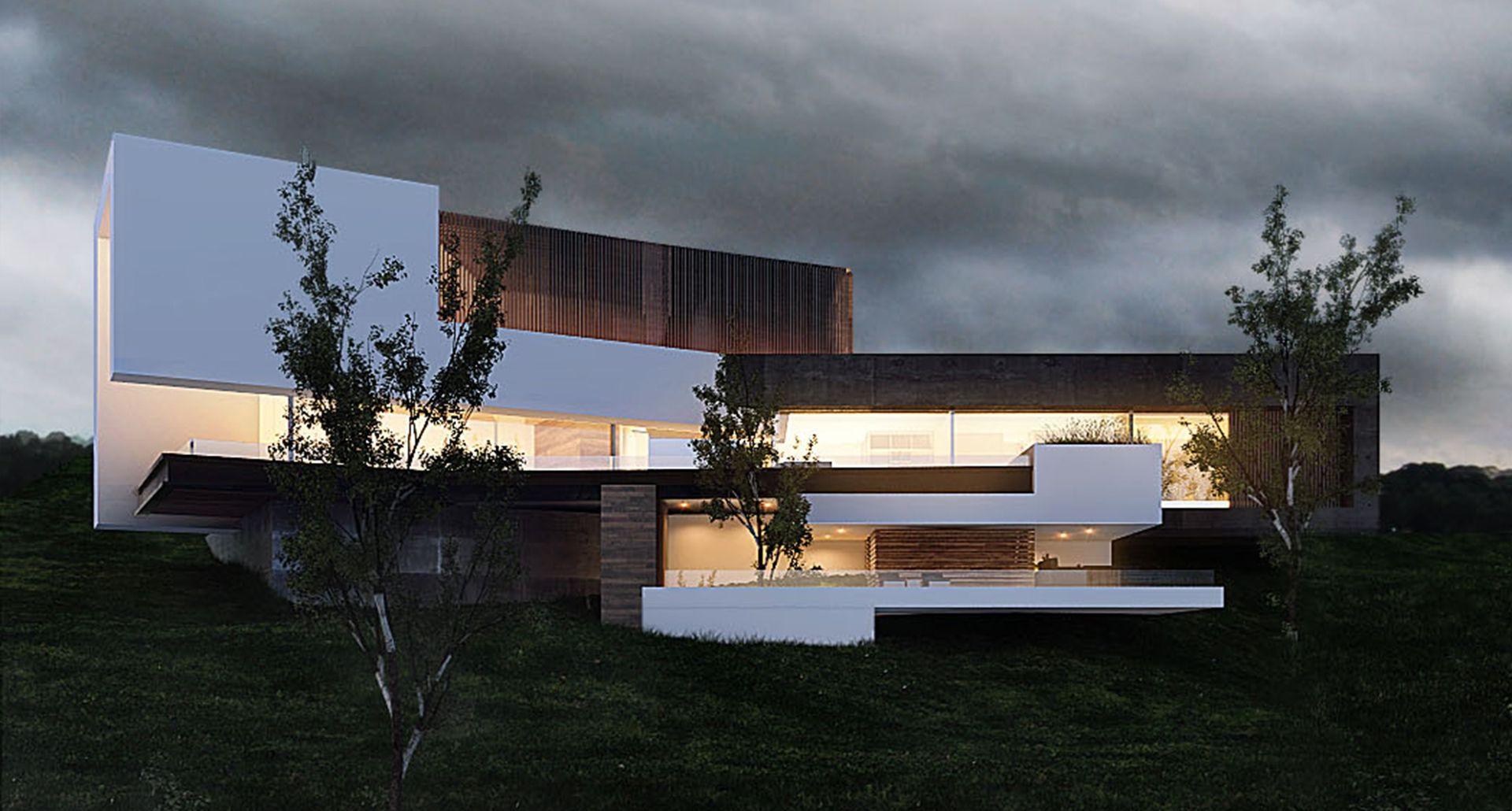 Cyprus villa creato arquitectos arquiyeah pinterest - Disenar mi propia casa ...
