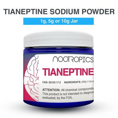 Tianeptine Sodium Powder | Nootropics Powders | Powder, Pure