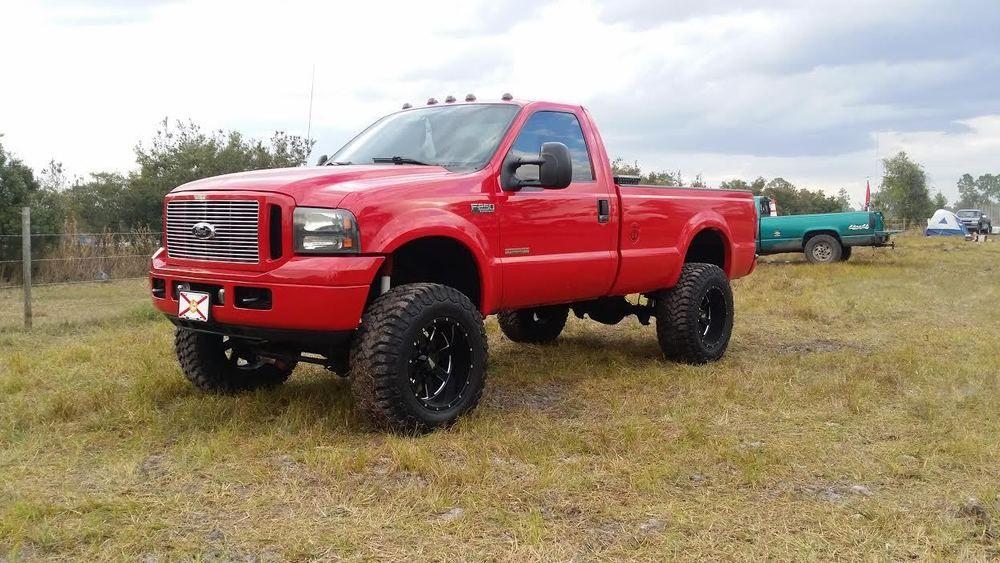 2005 Ford F250 2 DOOR eBay Motors, Cars & Trucks, Ford