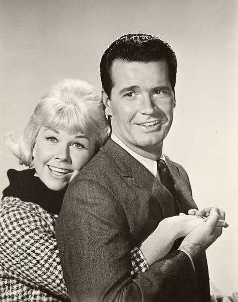 Doris Day And James Garner Doris Day Movies Classic Movie Stars Classic Hollywood